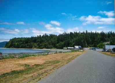 Visit the San Juan Islands - Lopez Island Road