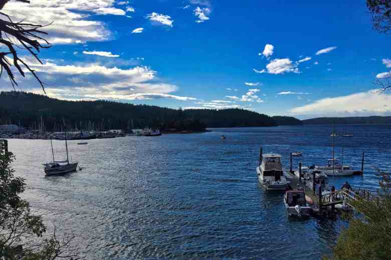 Visit the San Juan Islands - Orcas Island