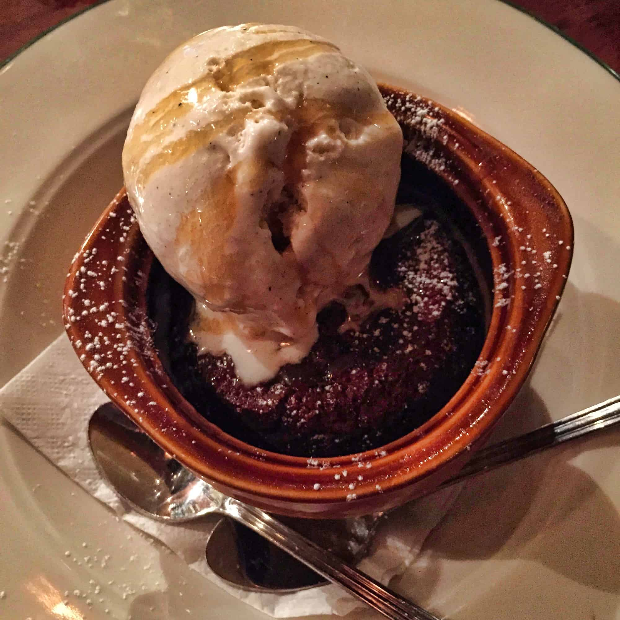 Visit the San Juan Islands - Sticky Toffee Pudding