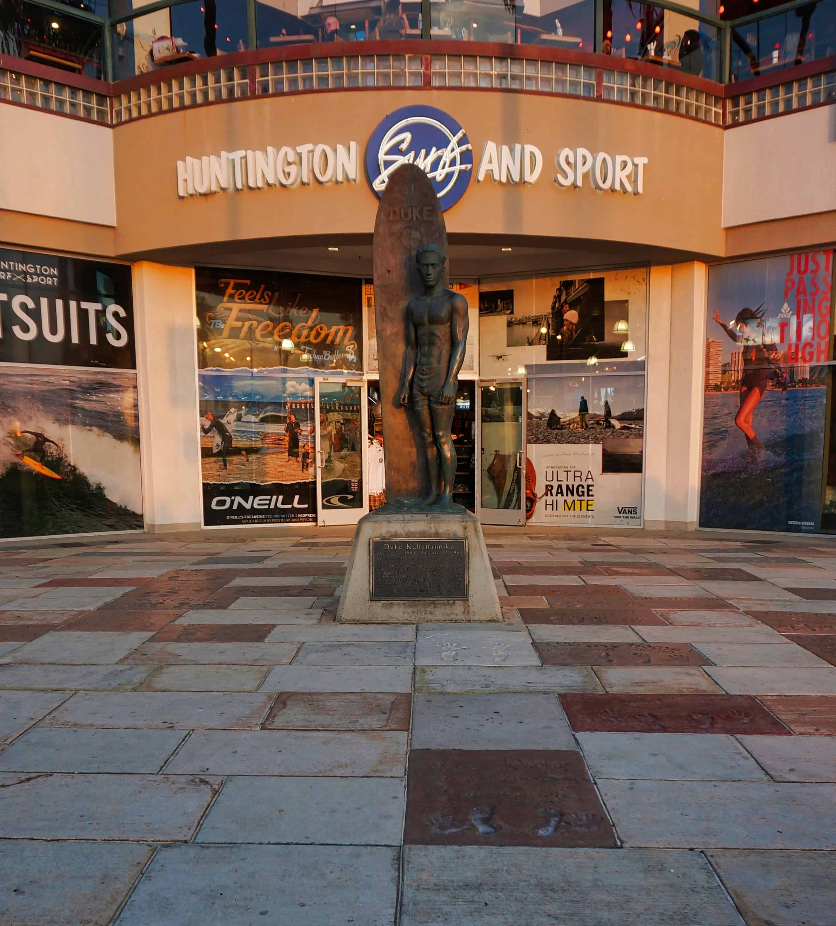3 Days in Huntington Beach - Surf History
