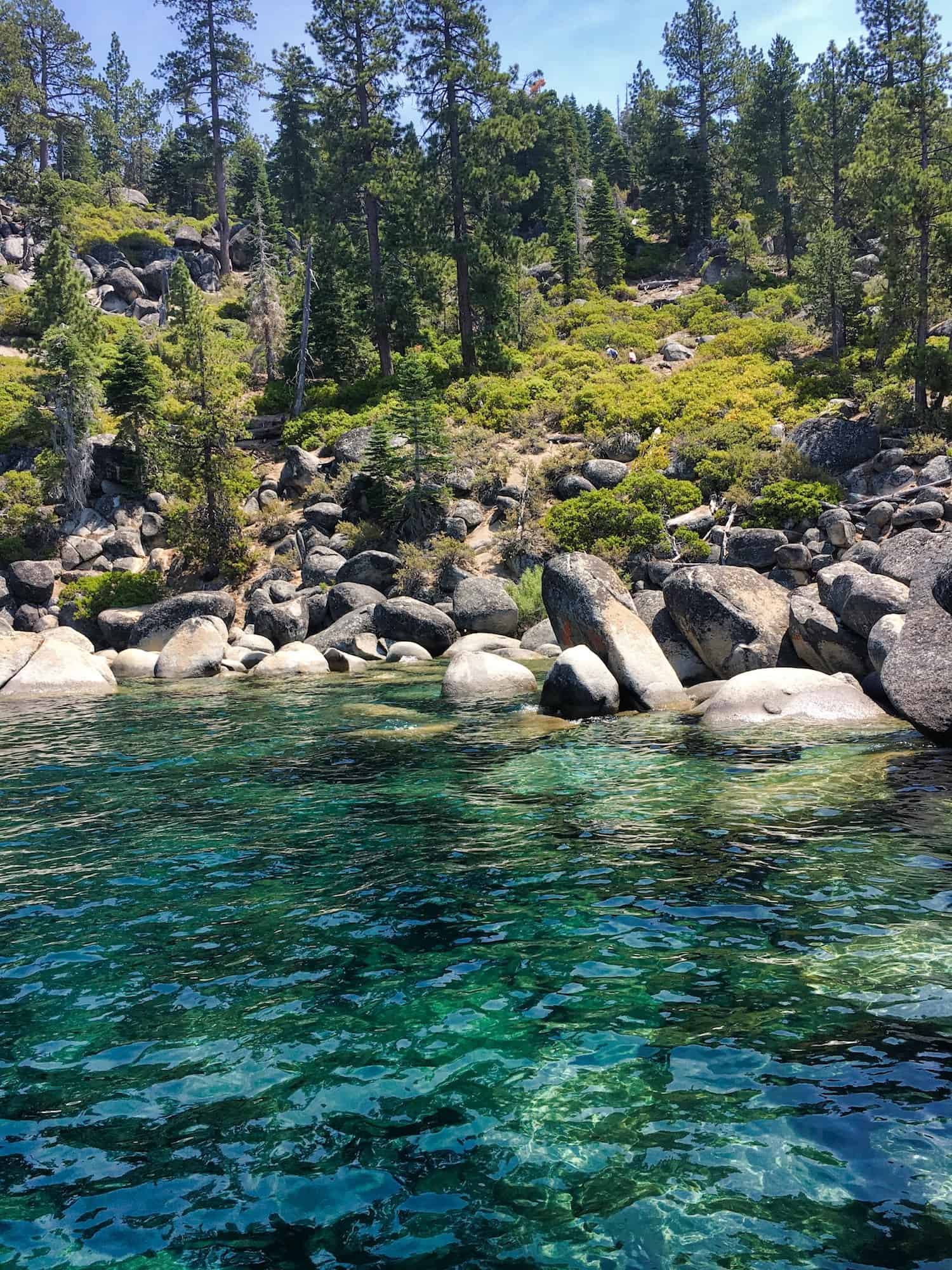 2018 Recap - July - Tahoe