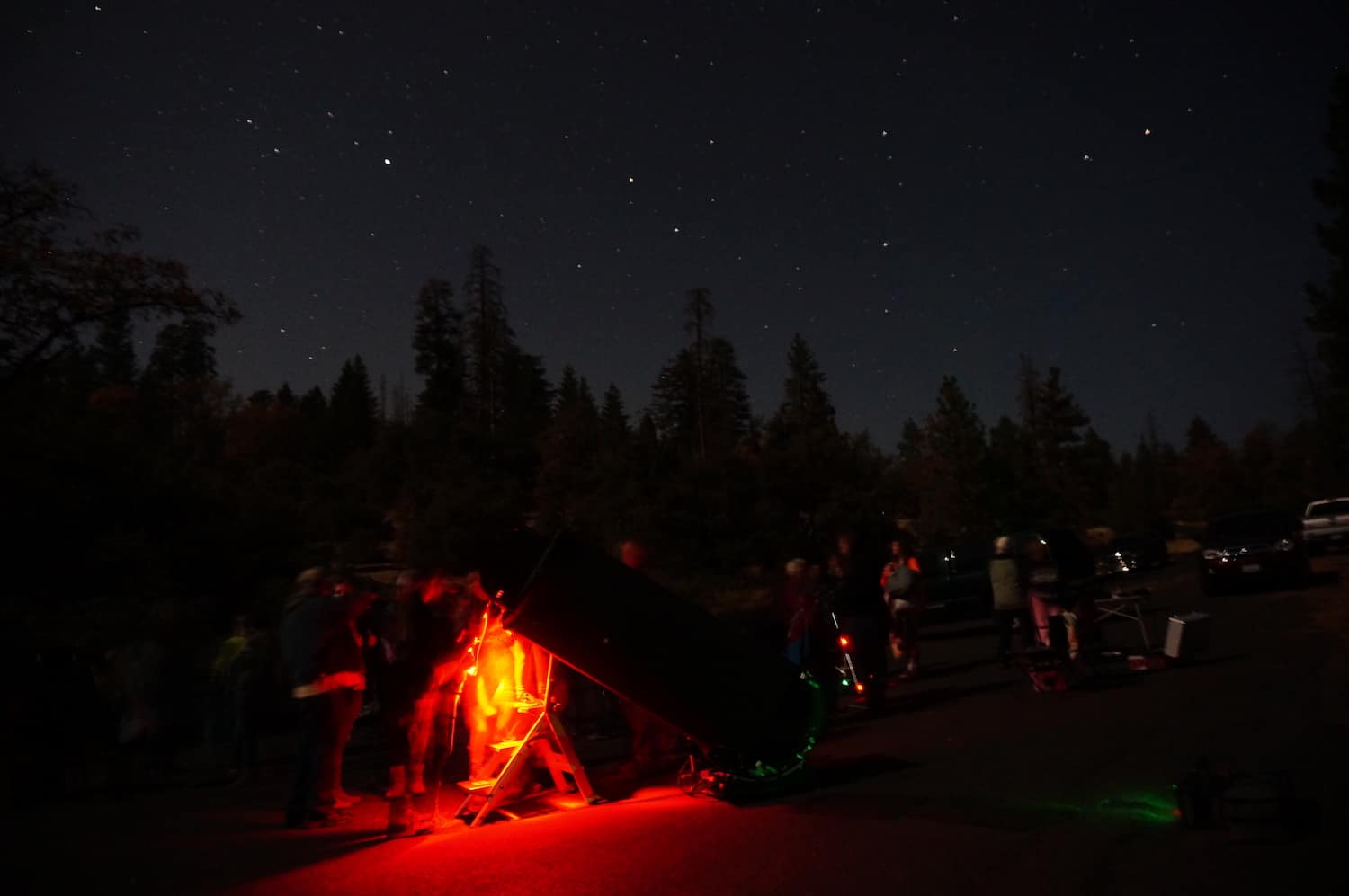 2018 Recap - November - Calaveras County Stargazing