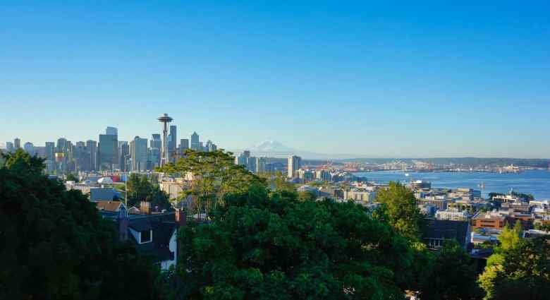 3 Days in Seattle - Kerry Park