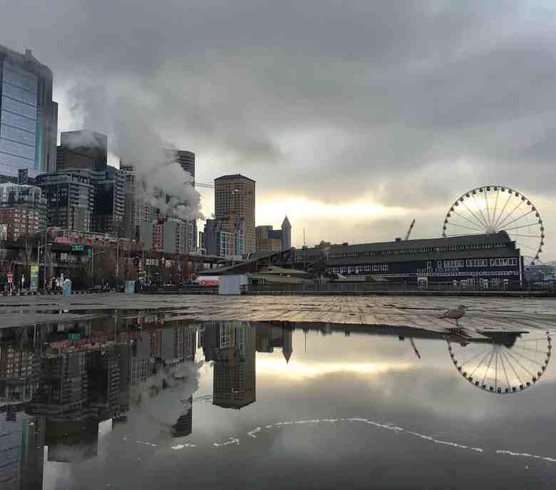 3 Days in Seattle - Seattle Waterfront