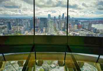 3 Days in Seattle - Space Needle