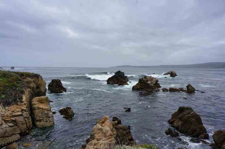 3 Days in Carmel - Point Lobos