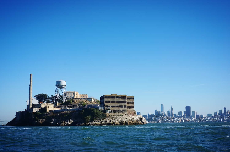 West Coast National Parks Road Trip - Alcatraz