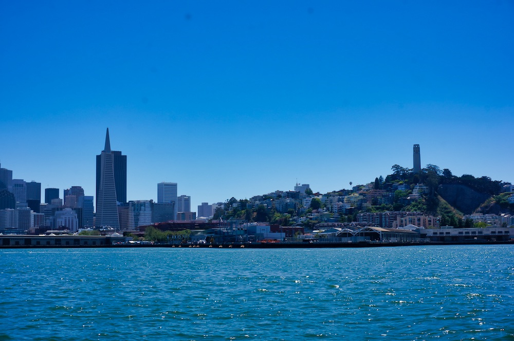3 Days in San Francisco - Embarcadero