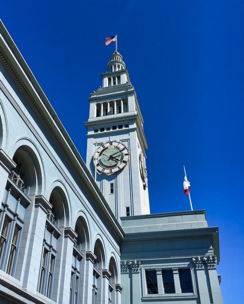 3 Days in San Francisco - Ferry Buildiny