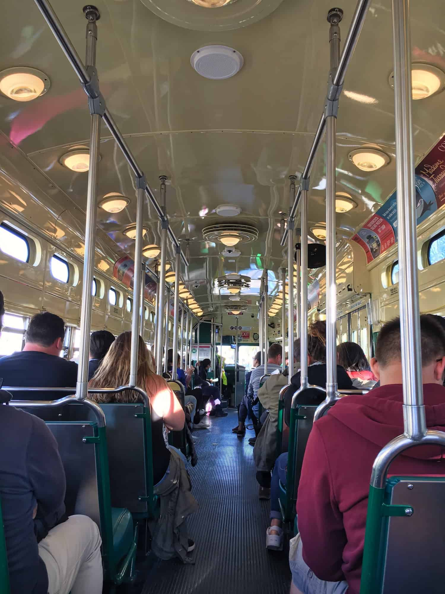3 Days in San Francisco - Transit