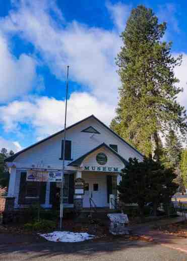 3 Days in Siskiyou County - Mt Shasta Sissou Museum