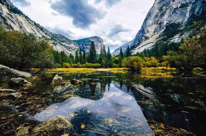 3 Days in Yosemite - Mirror Lake