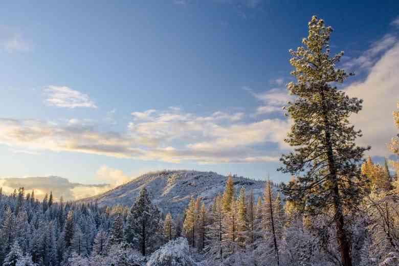 3 Days in Yosemite - Yosemite in Winter