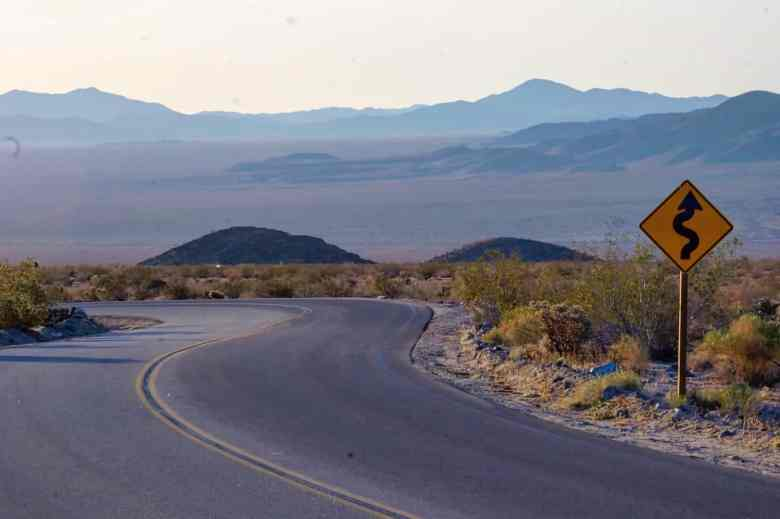 Joshua Tree Weekend Itinerary - Scenic Drive