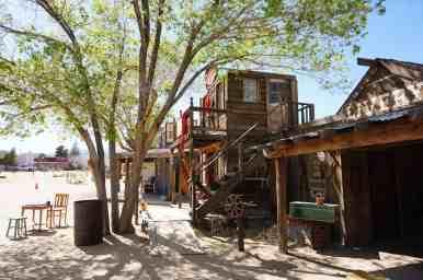 Joshua Tree Weekend Itinerary - Pioneertown