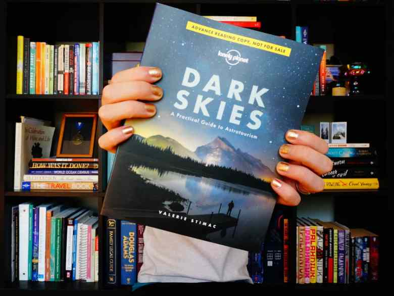 Dark Skies Book Photo