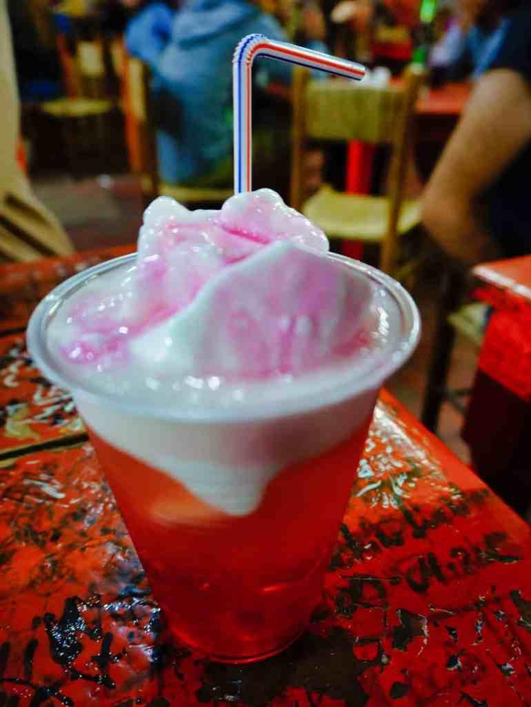 Chilean Drinks - Terremoto