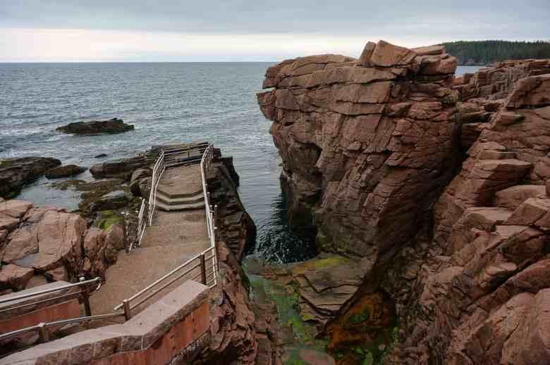 Acadia - Thunder Hole