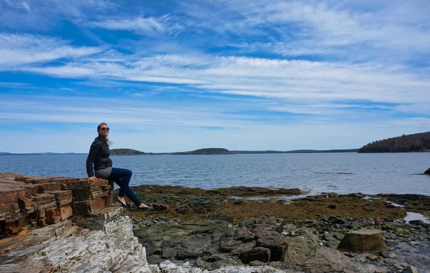 Acadia - Valerie on the Coast