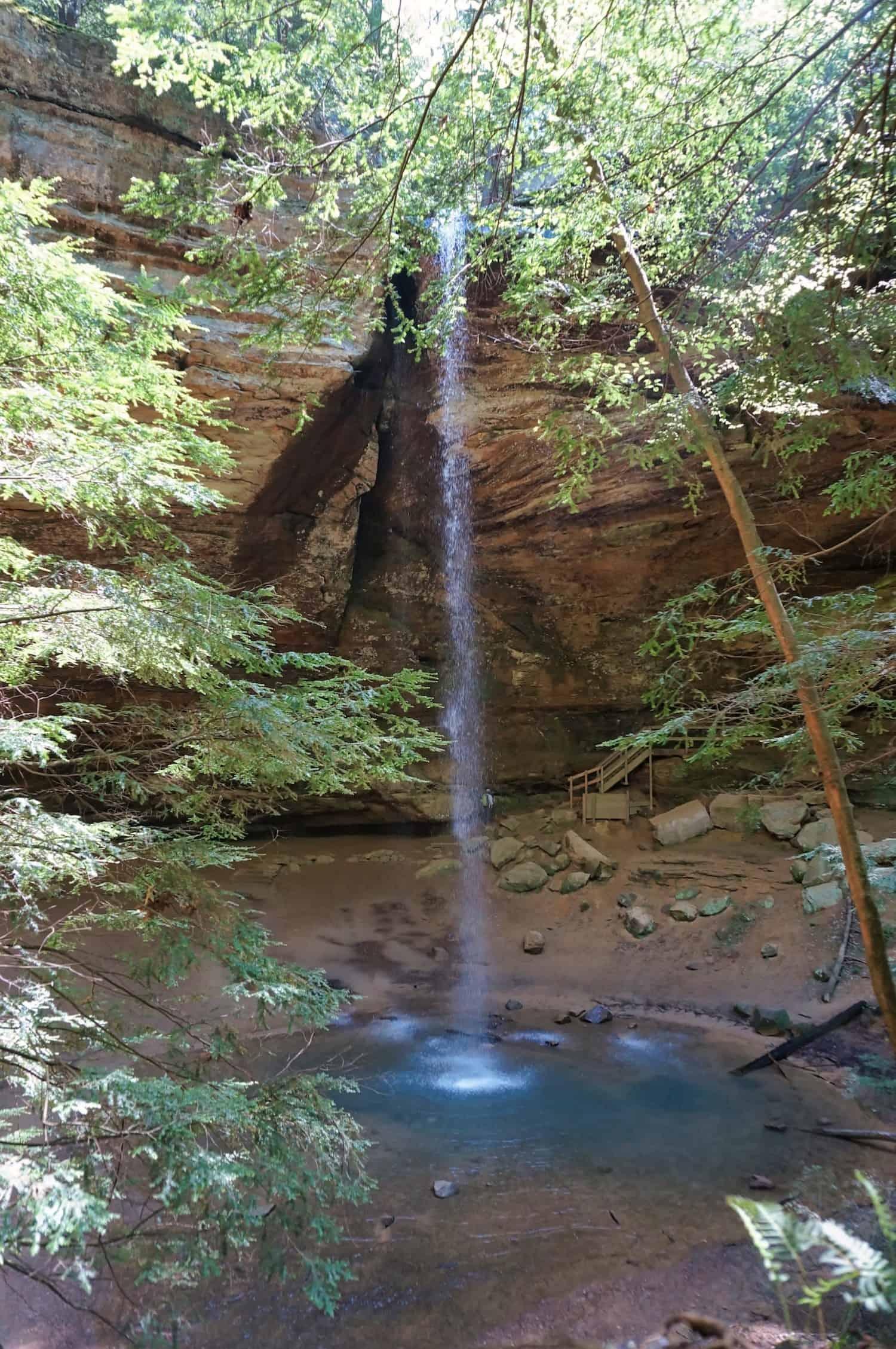 Hocking Hills - Ash Falls
