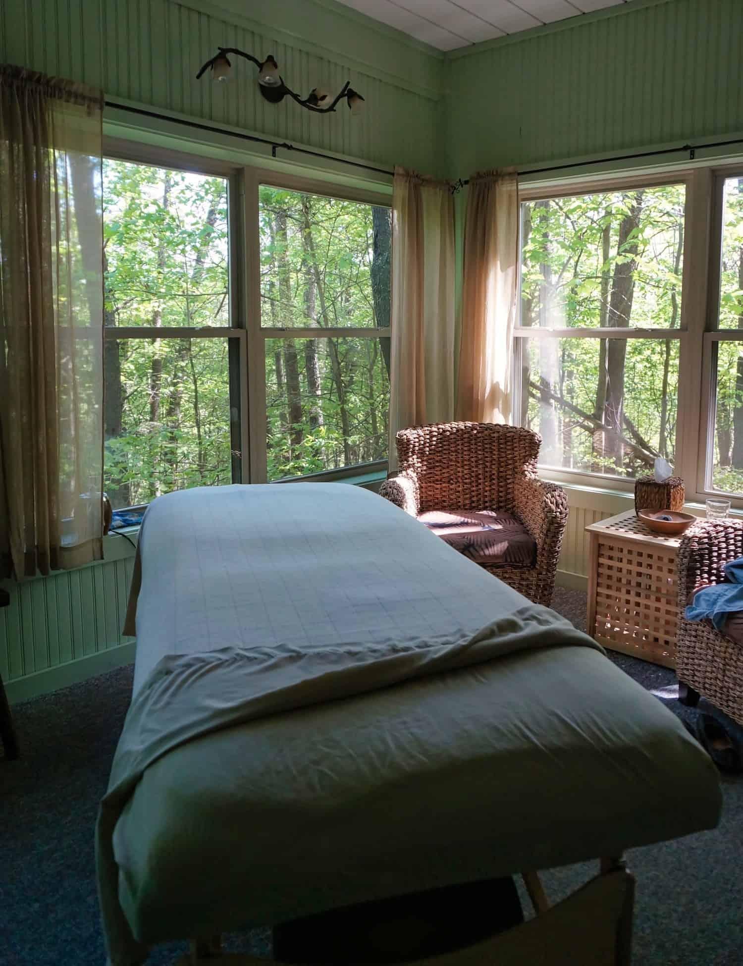Hocking Hills - Inn & Spa at Cedar Falls