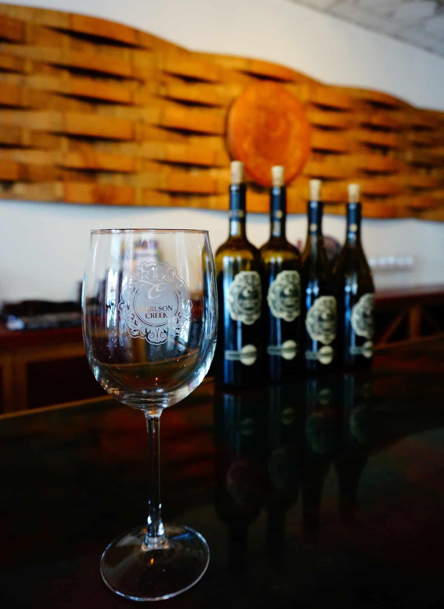 Scottsdale Drinks - Arizona Wine - Carlson Creek Winery
