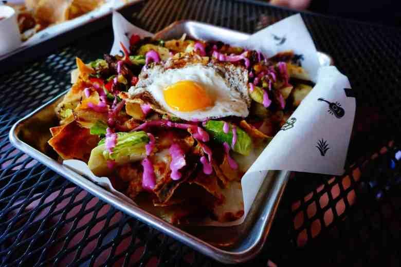 Scottsdale Food - Brussel Sprout Nachos