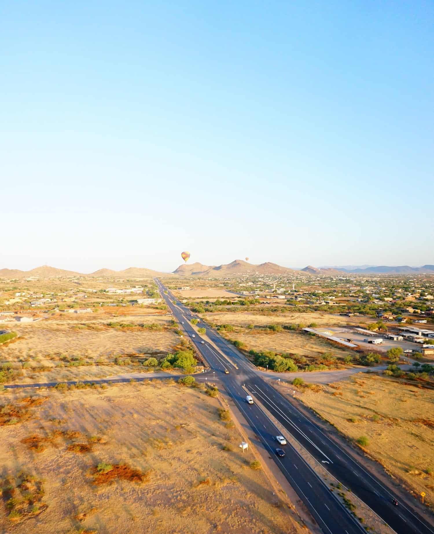 Scottsdale - Hot Air Balloon