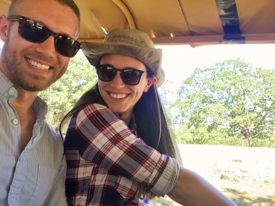 3 Days in Santa Rosa - Safari West