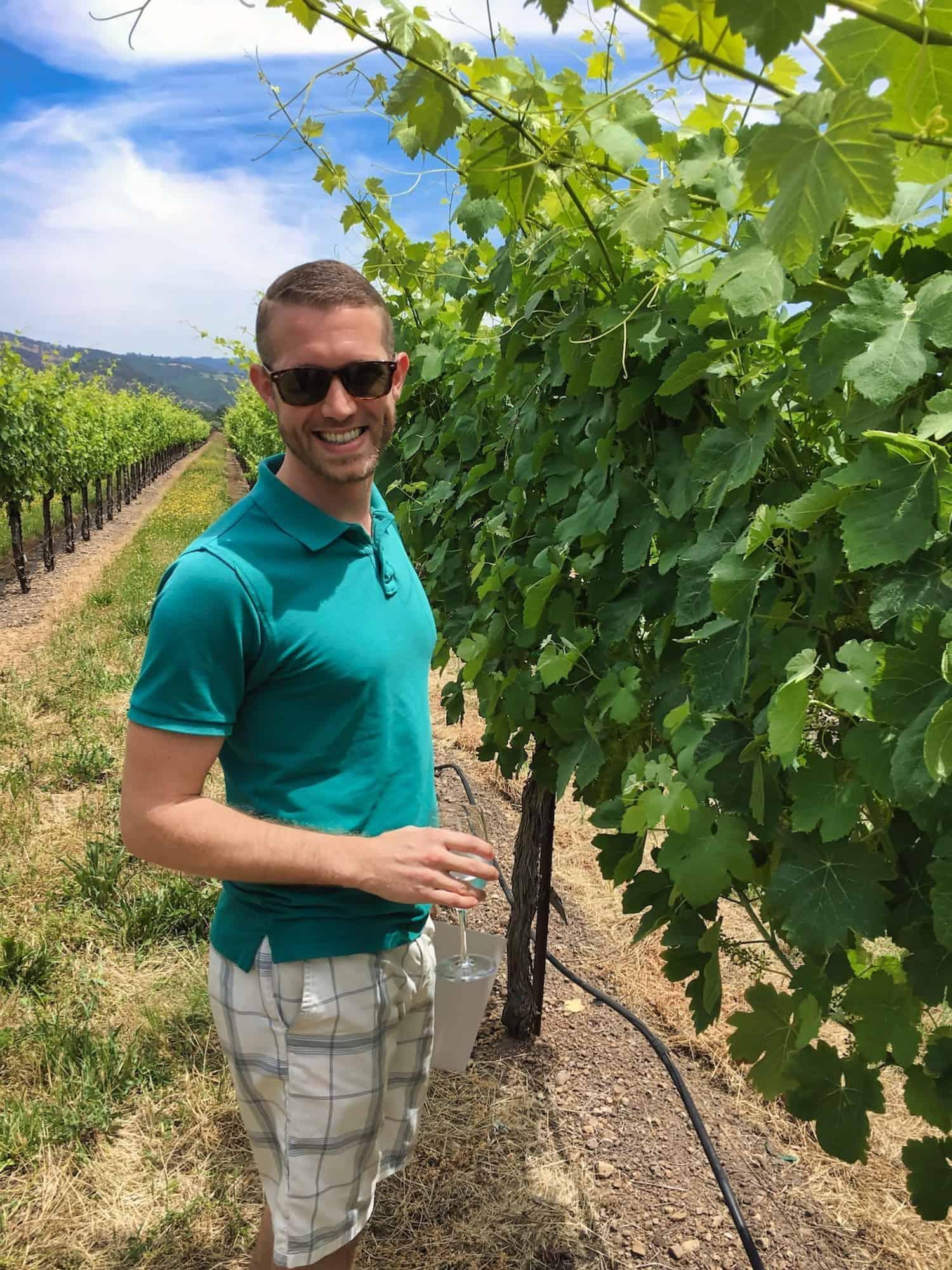 Santa Rosa - Wine Tasting Mr. V