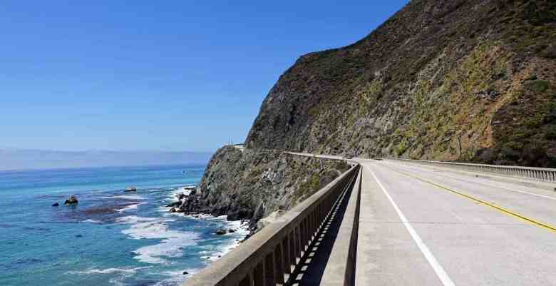 California Coast Road Trip - Big Sur 1