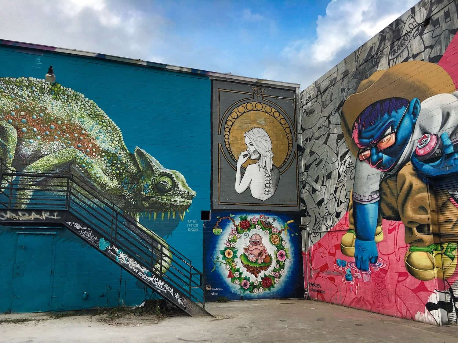 What to Do in Houston: Street Art