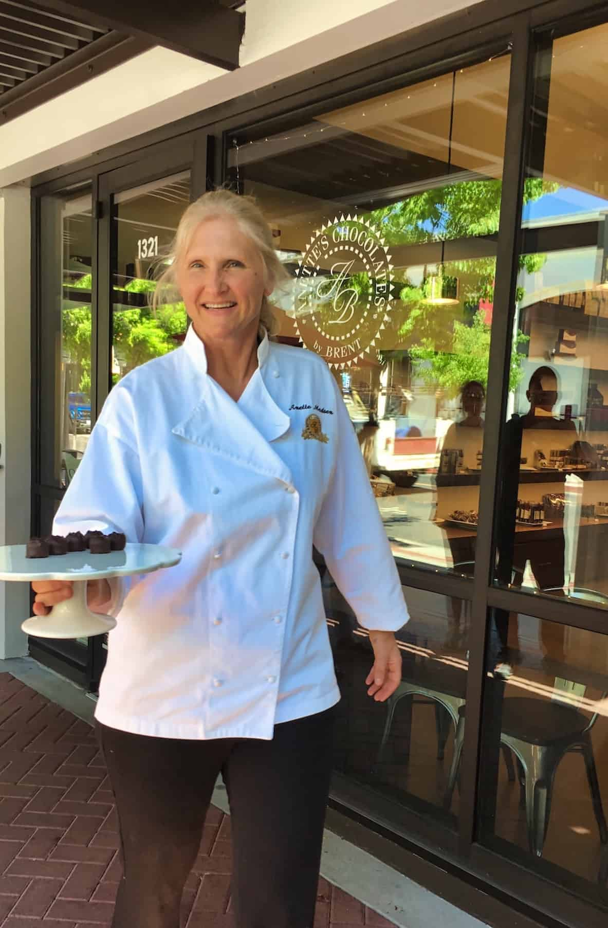 Napa Food & Drink - Annette's Chocolate