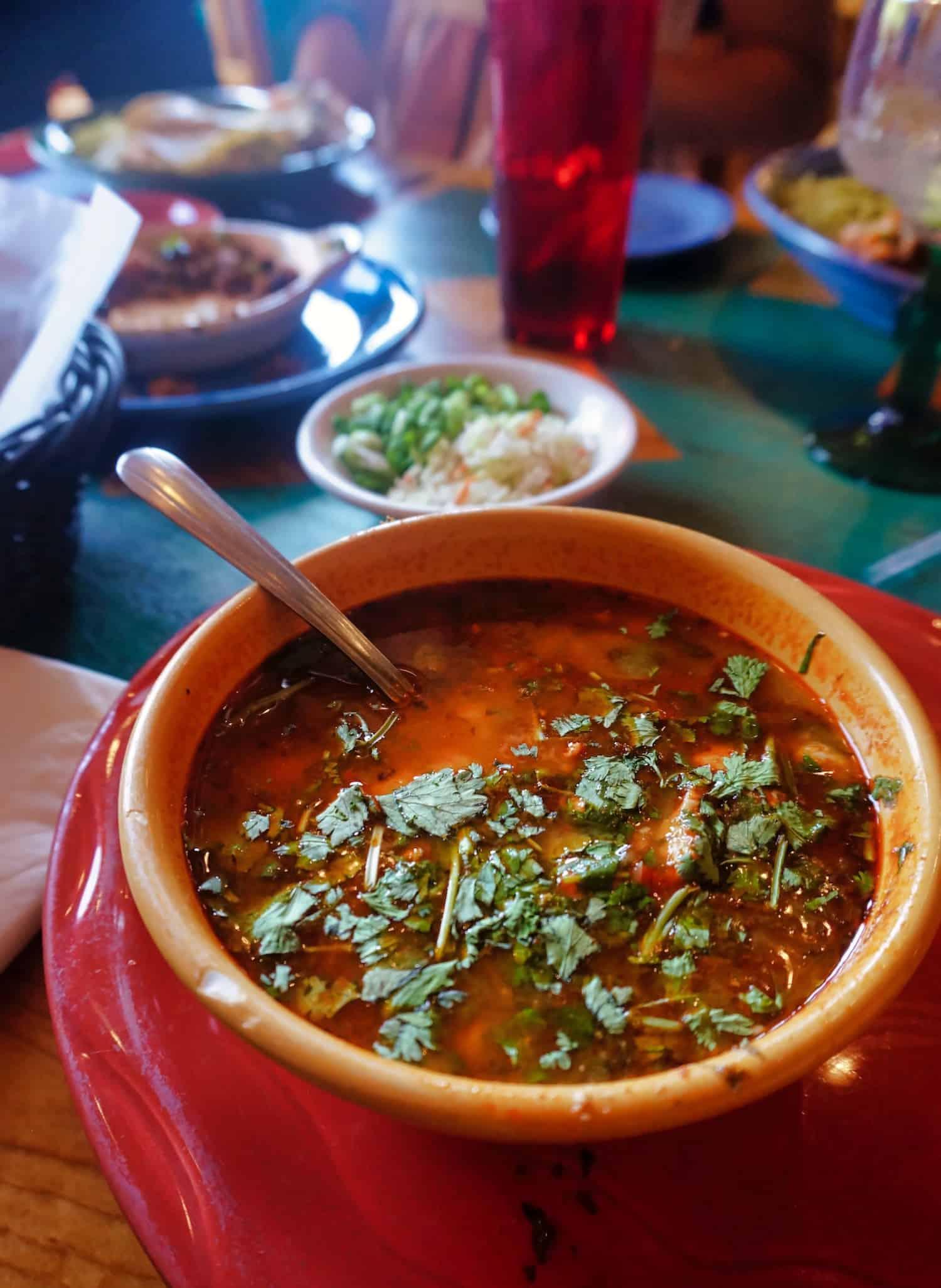 Sedona Food - Mexican
