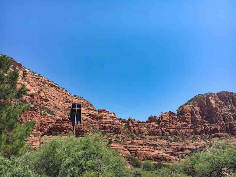 Weekend in Sedona - Chapel of the Holy Cross