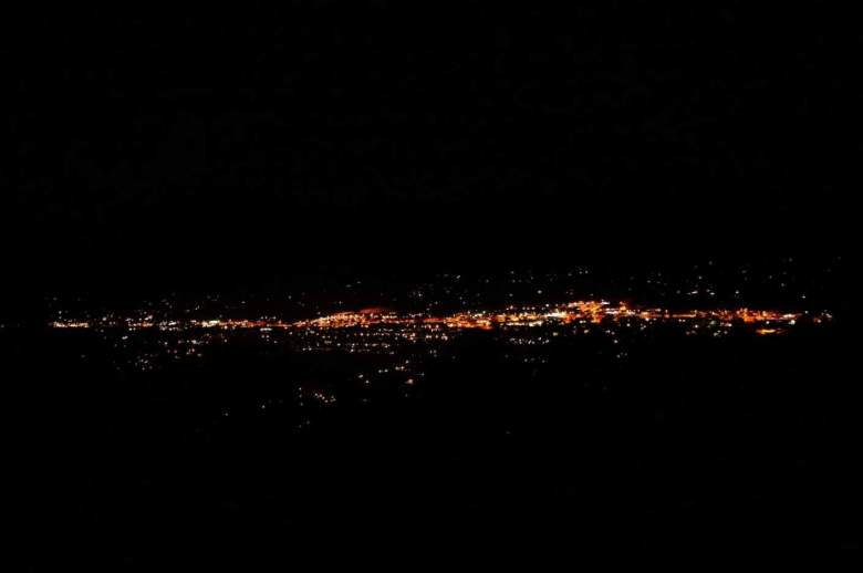 Weekend in Sedona - Night