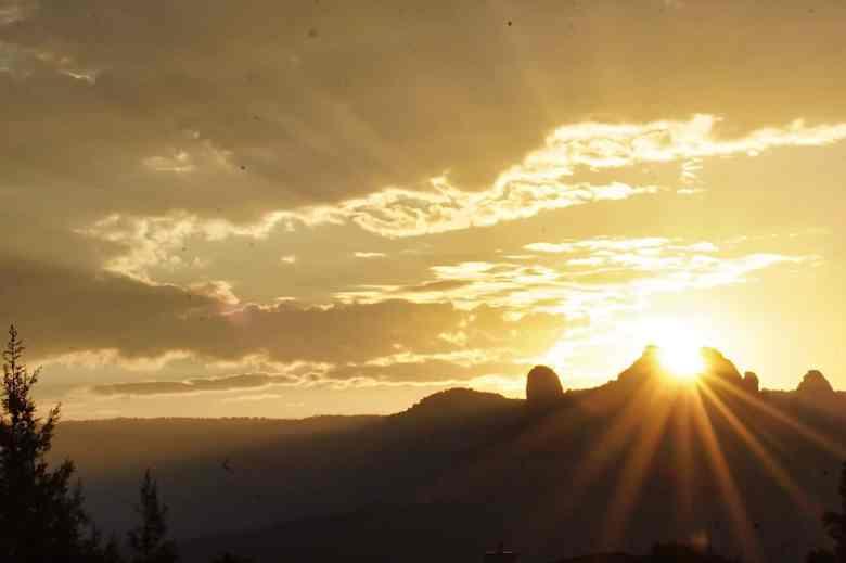 Weekend in Sedona - Sunrise