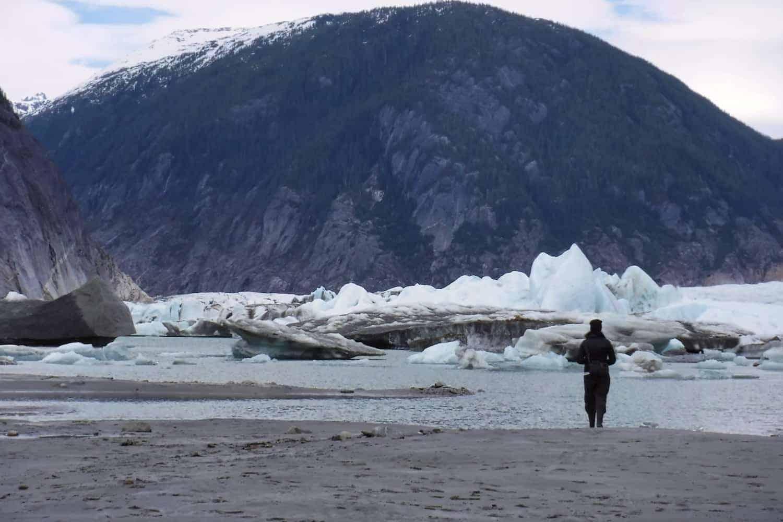 Alaska in Winter Hero