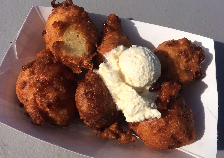 Alaska Travel Guide - Anchorage Market Corn Fritters