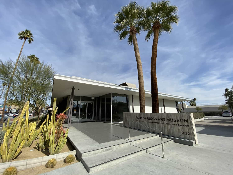 Palm Springs Art