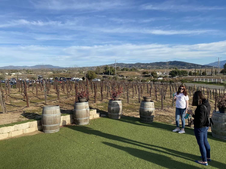 Palm Springs Temecula Wine