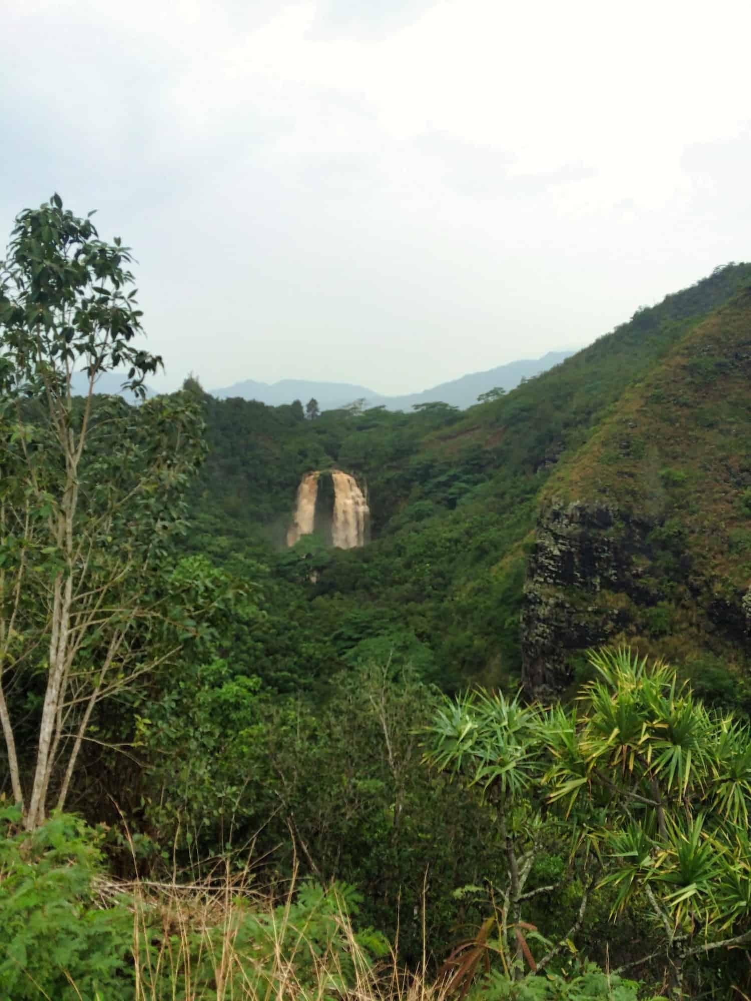 3 Days in Kauai - Opaeka'a Falls
