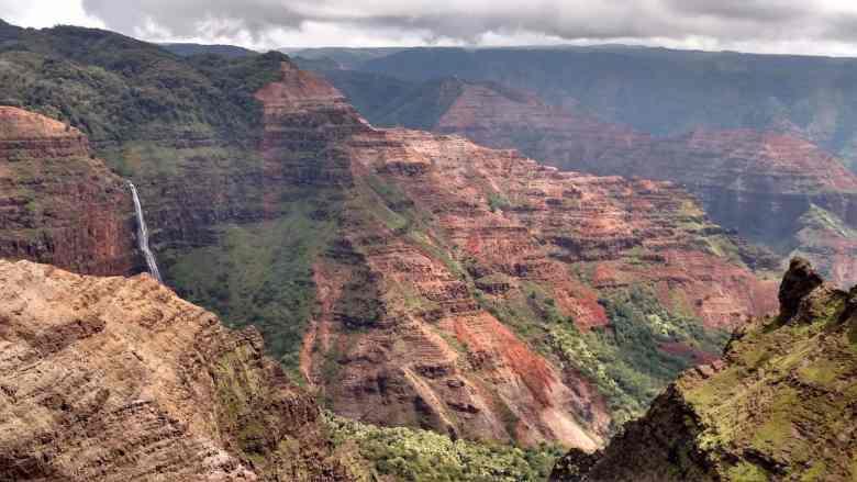 3 Days in Kauai - Waimea Canyon