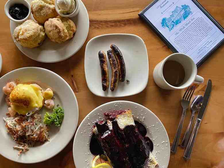 3 Days in Mendocino - Whale Watch Bar