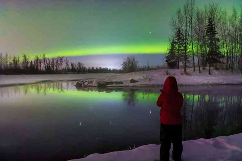 Alaska Northern Lights Trip Hero