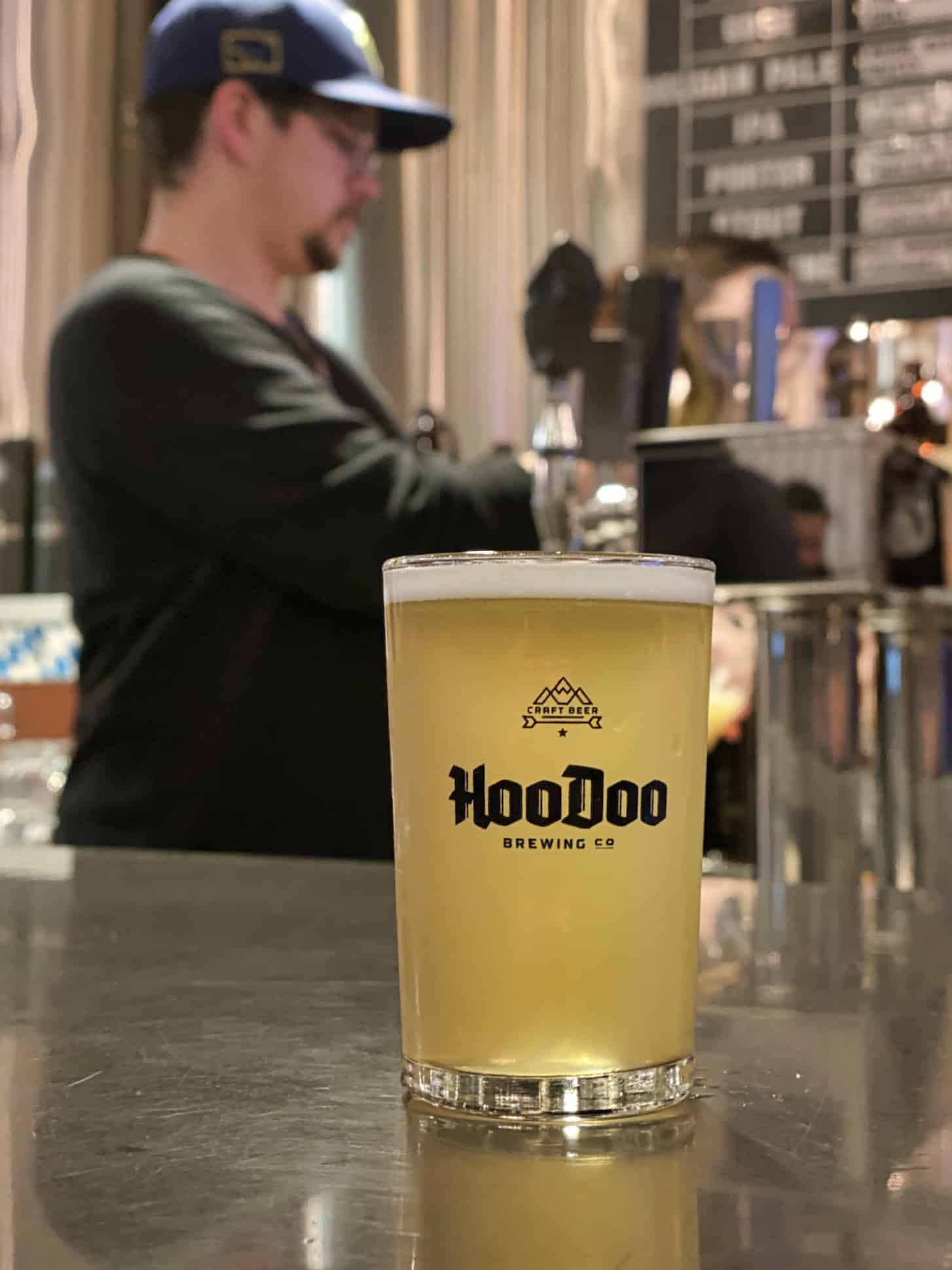 Fairbanks - Hoodoo Brewing