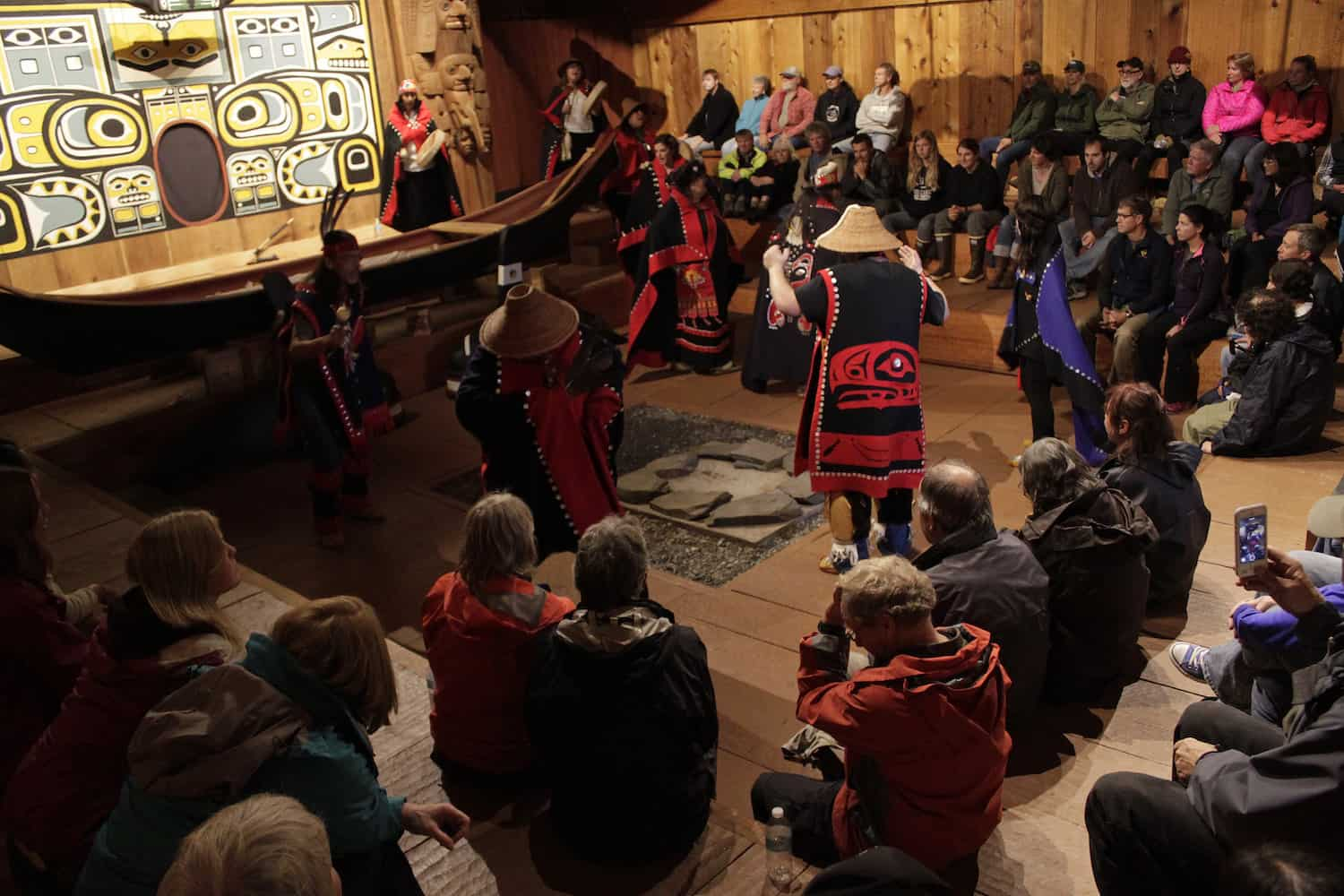 Icy Strait Point Excursions - Hoonah Tribal Dance - James Brooks via Flickr