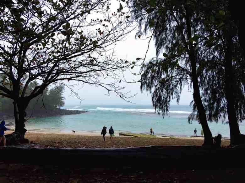 Kauai Weekend - Ke'e Beach