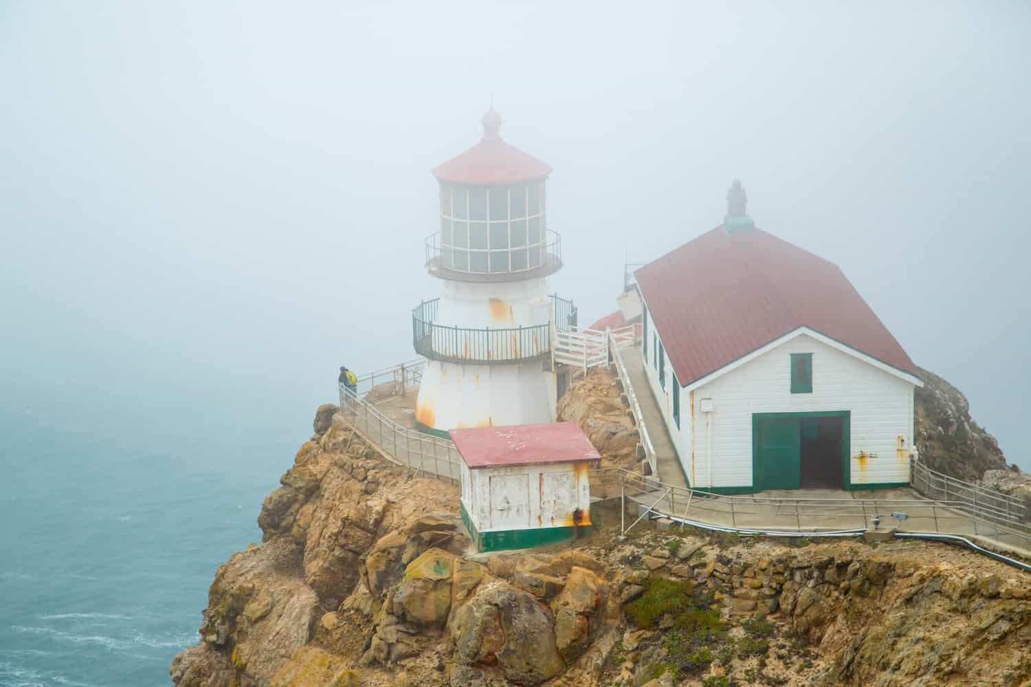 PCH Stops - Point Reyes Lighthouse