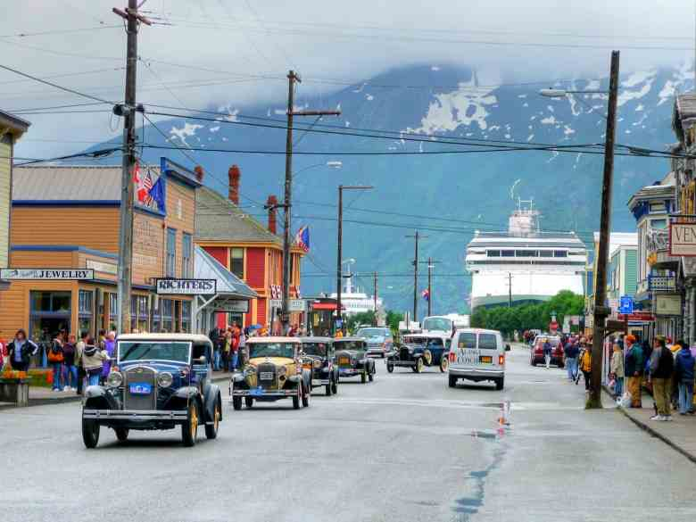 Skagway Cruise Excursions - Mark McElroy via Flickr